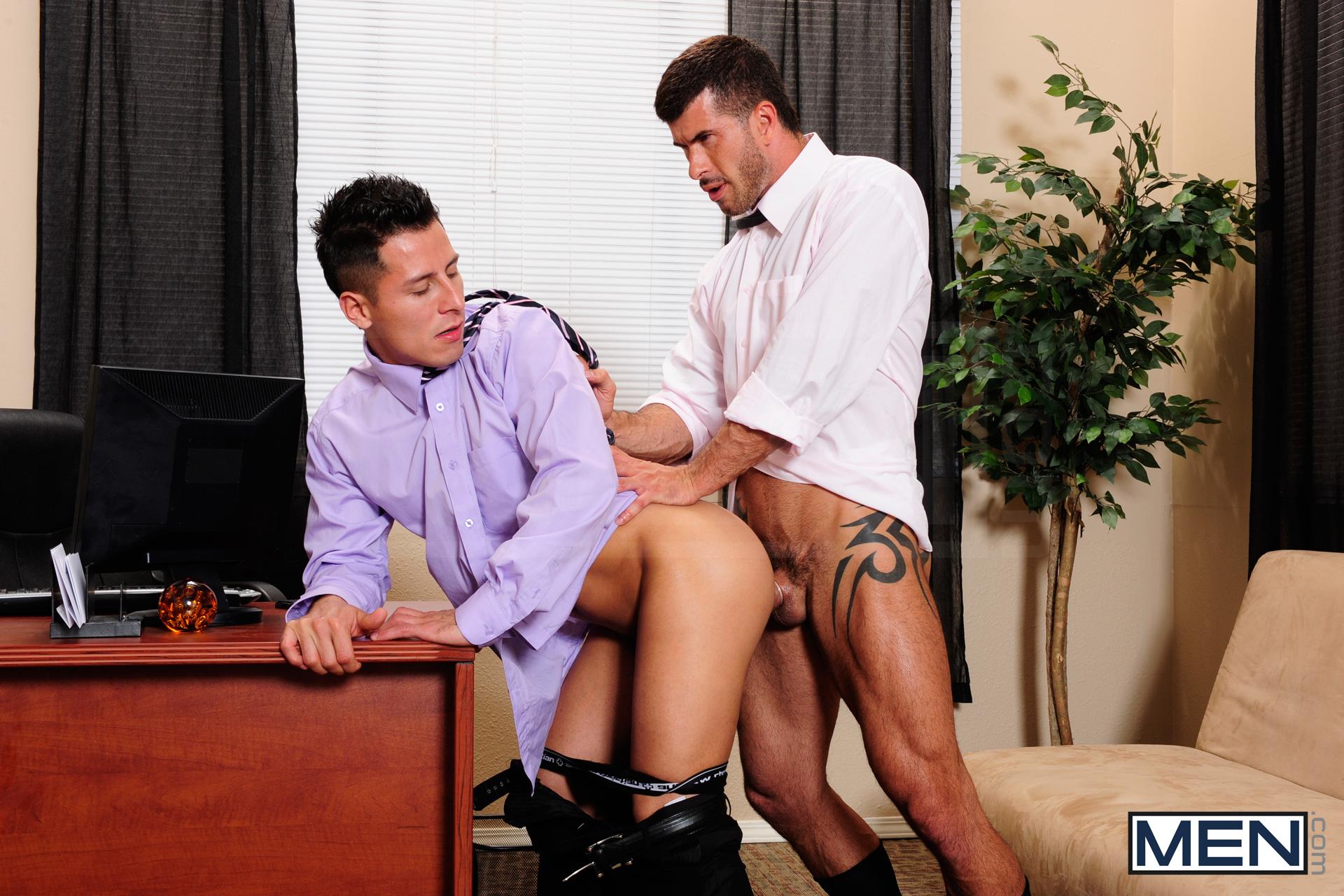 Порно Геи В Офисе