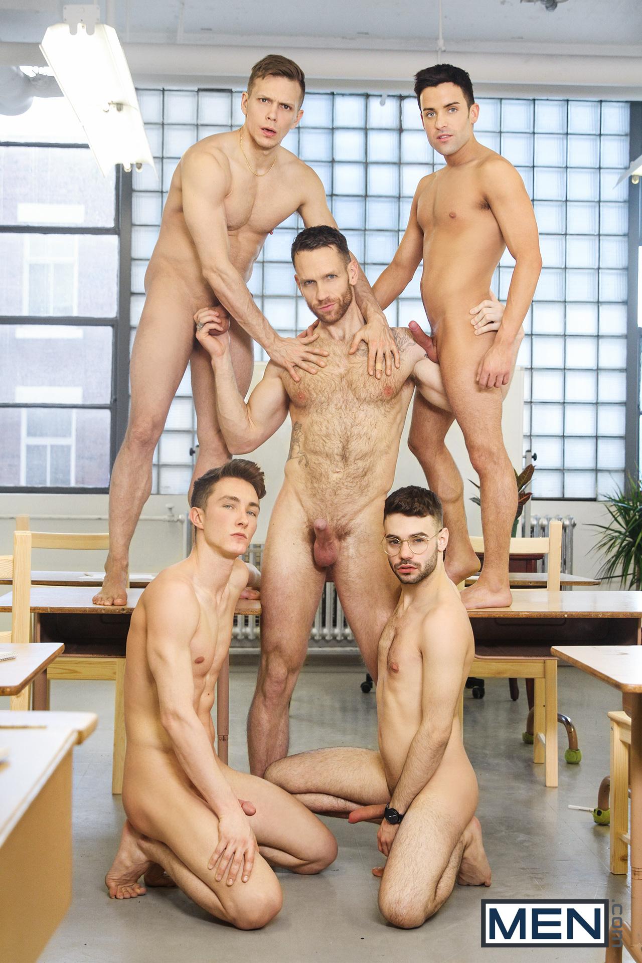 Sexy men porno jerking off teacher