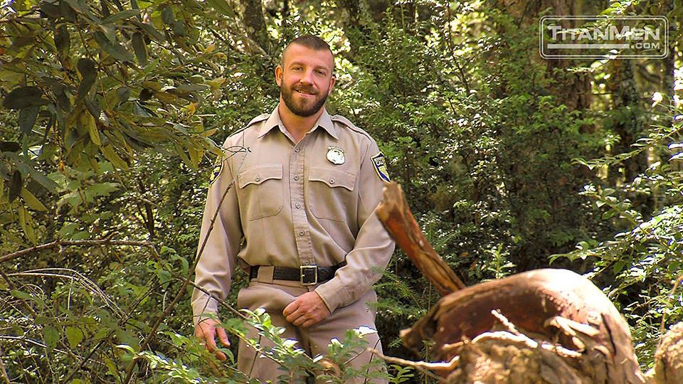 Forest ranger gay porn