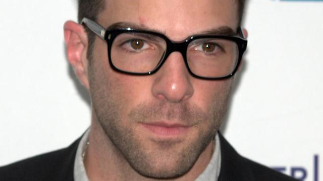 Zachary quinto at the 2009 tribeca film festival featured