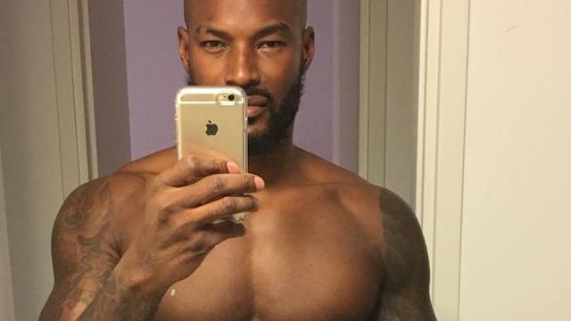 Tyson beckford huge bulge copy featured