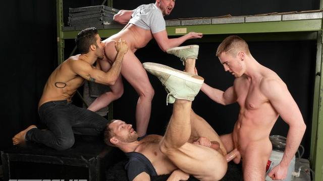 Cazzo club misha dante jp dubois sam barclay and tony 014 featured