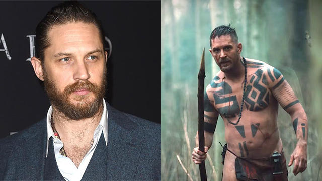 Tom hardy nude sexy featured