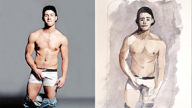 Nick jonas watercolors cover 67295787 featured