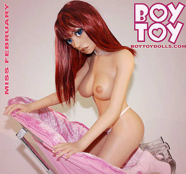 Boy Toys Make Sex Dolls Even More Creepy