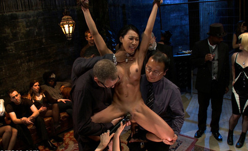 Andreina de luxe has deep shaking orgasm on a big dick - 3 part 9