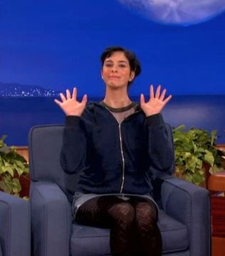 What Color Are Your Panties, Sarah Silverman?