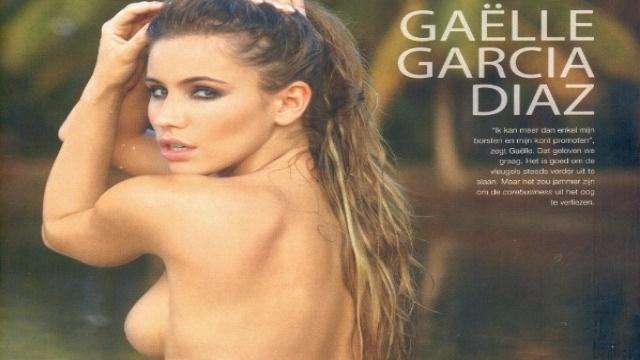 Nackt Diaz Gaelle Garcia  Gaelle garcia