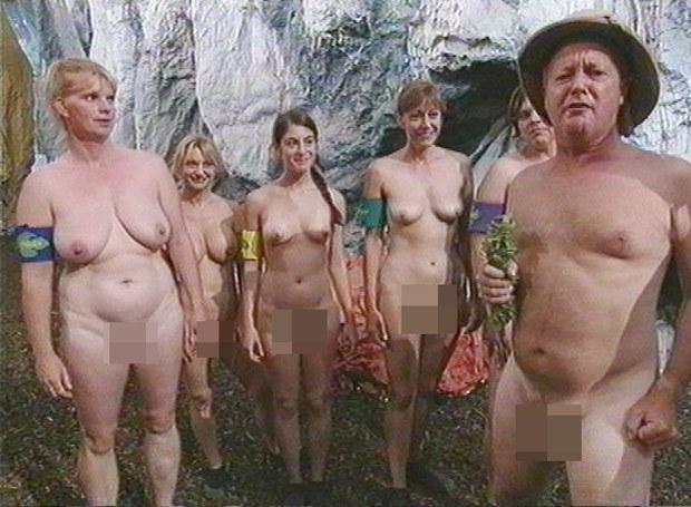 Naked reality pics