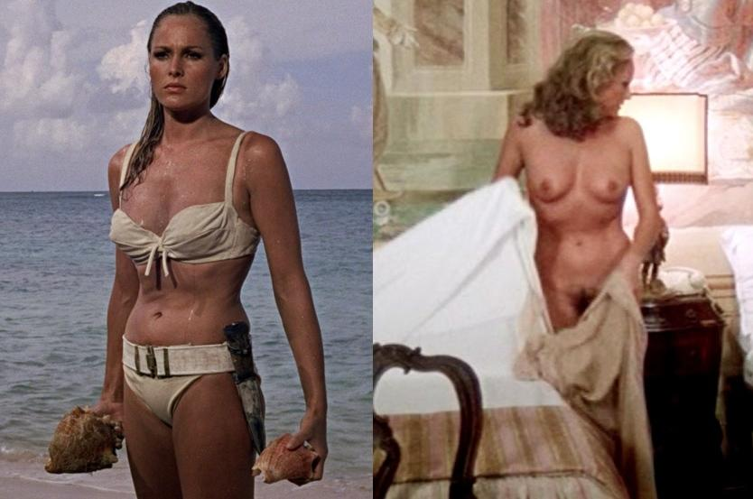 Uncensored nude pics of bond girls can consult