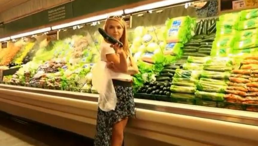 milfs fucking in grocery stores videios