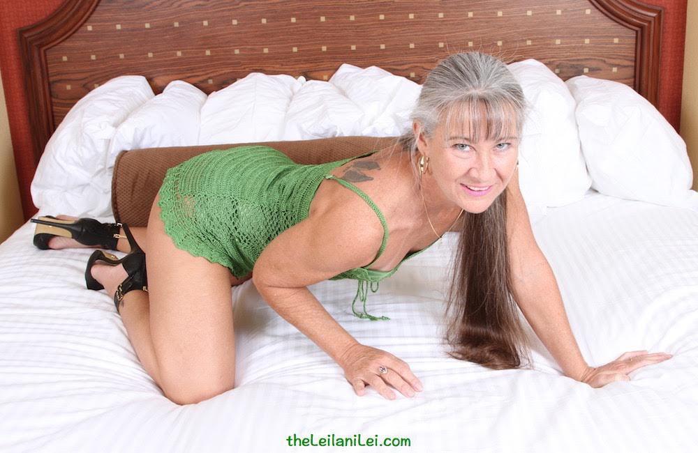 Senior porn star