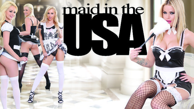 Maid in the usa featured