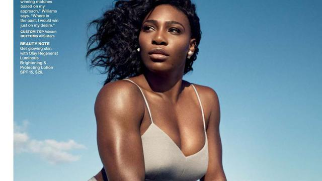 Serena williams  self magazine 2016  01 featured