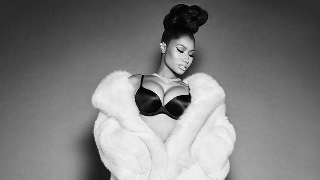 Nicki minaj marie claire magazine 2016 cover photoshoot03 featured