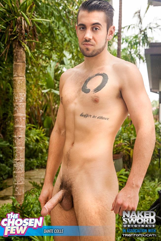Gay Porn Star Dante Cole