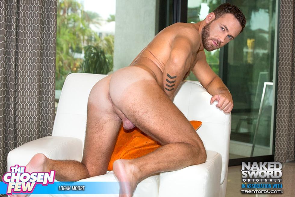Gay Porn Star Logan Moore