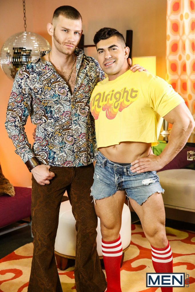 Damien Stone and Jacob Peterson