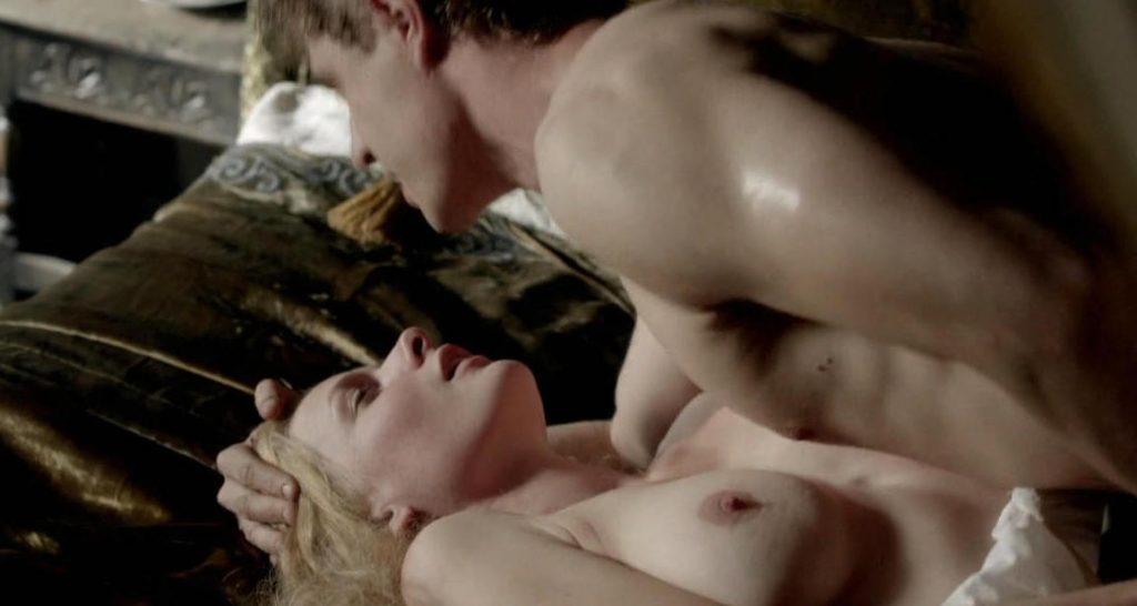 Ferguson naked rebecca Rebecca Ferguson