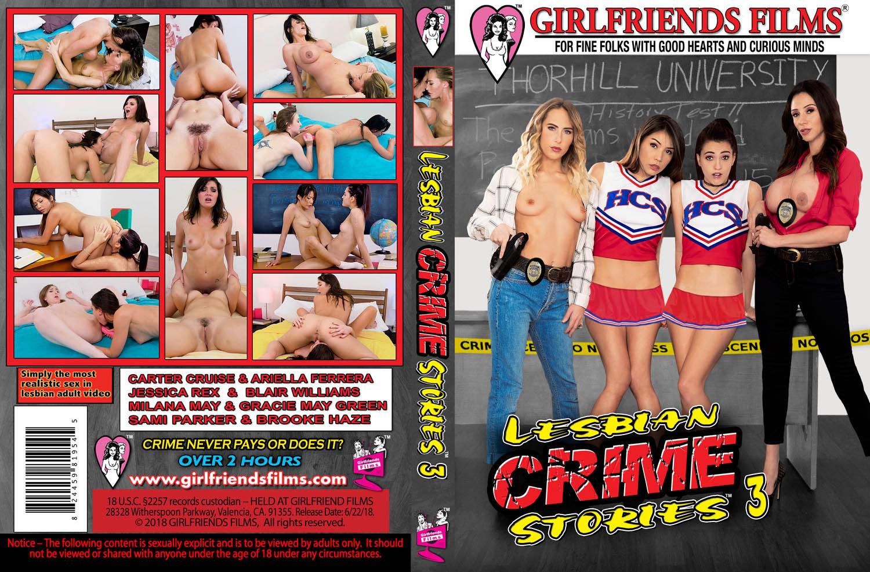 Porn Review Girlfriends Films Lesbian Crime Stories 3
