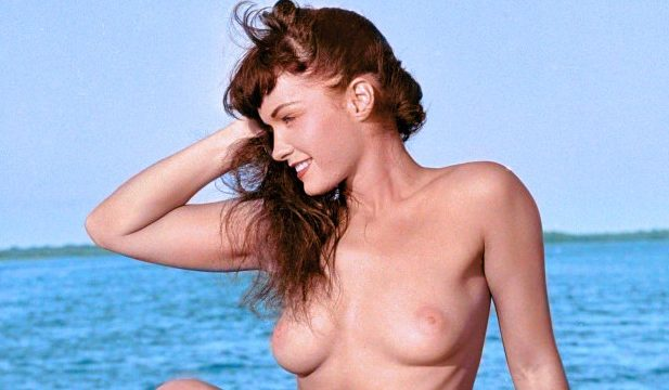 Page nude betty Bettie Page