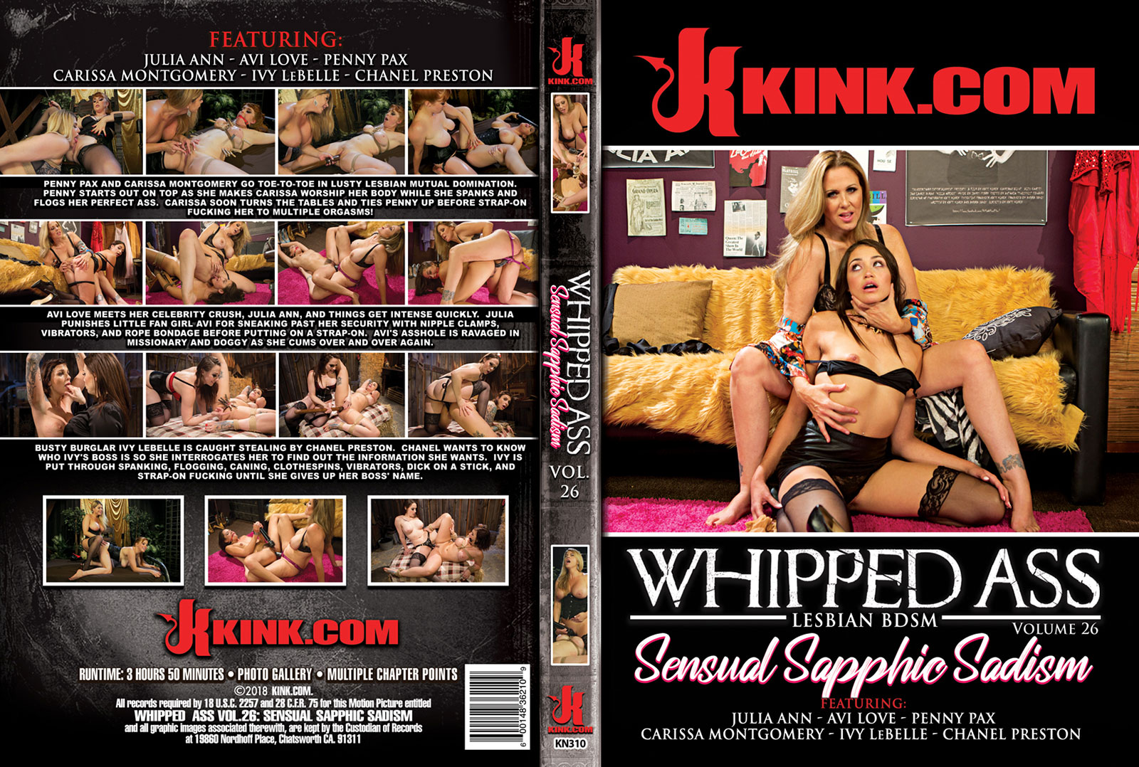 Porn Review Kinks Whipped Ass 26 Sensual Sapphic Sadism