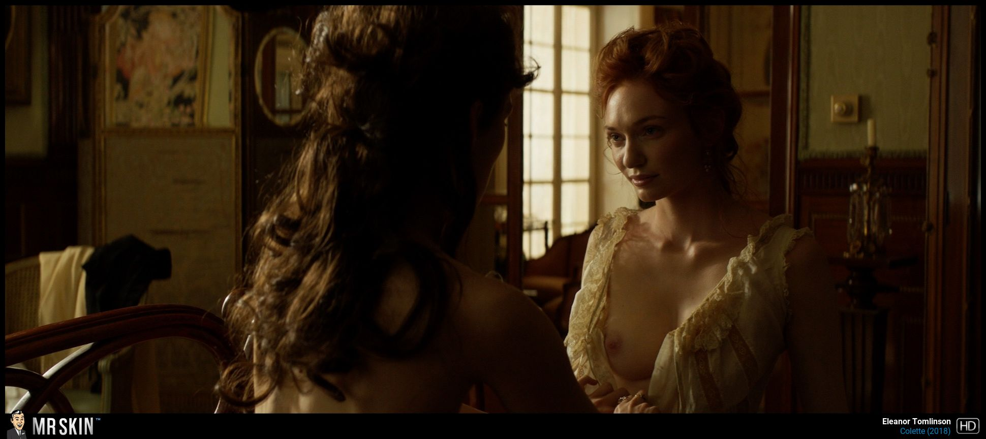 Eleanor Tomlinson in Colette