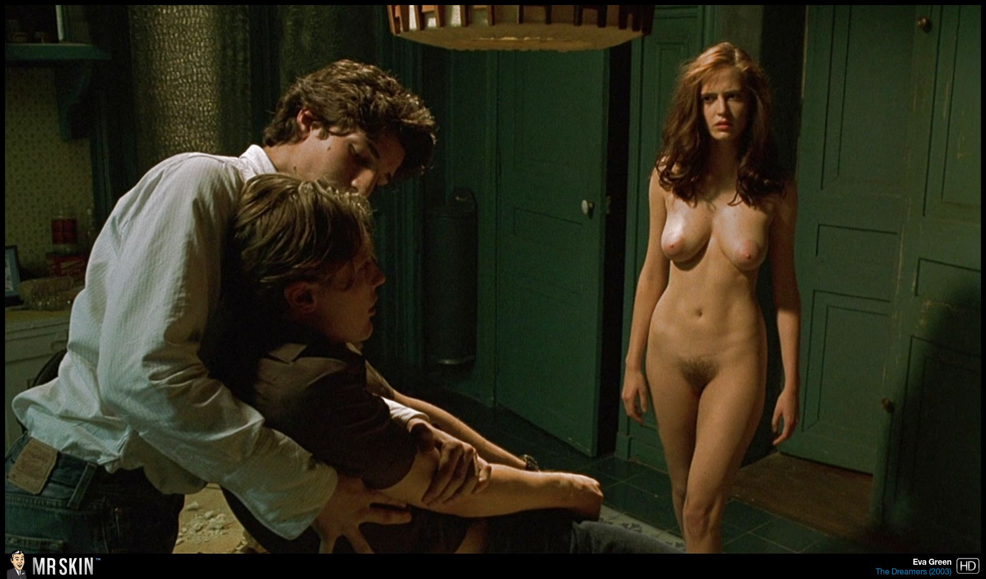 Eva Green in The Dreamers