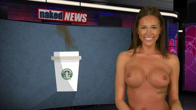 Frankie Kennedy Naked News