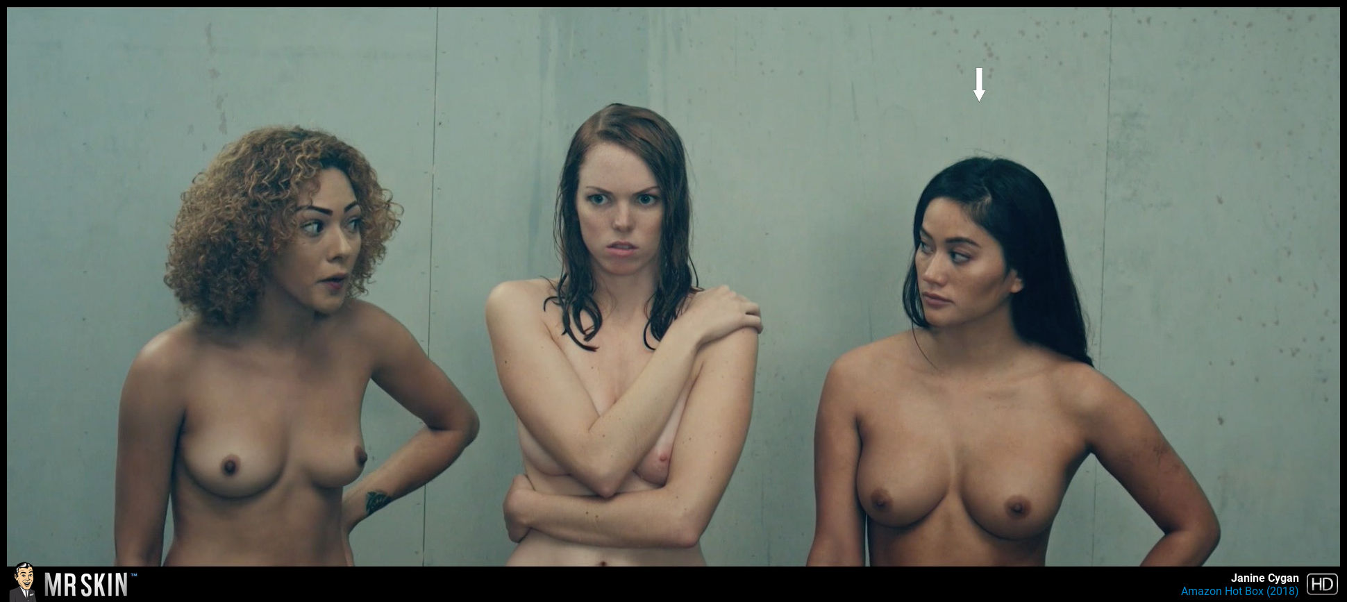 Best nude scenes
