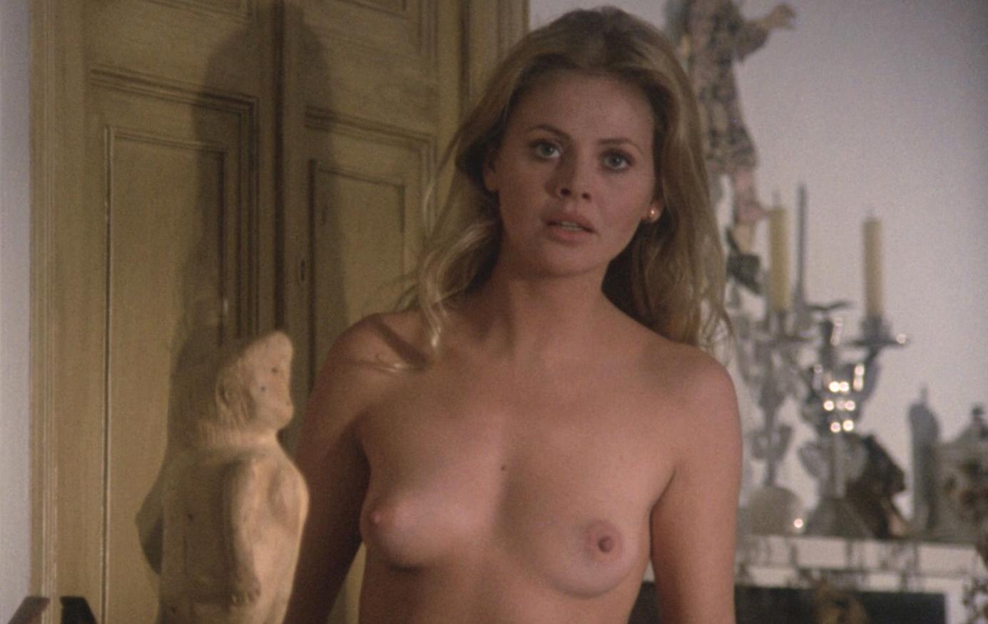 Nudity in horror films