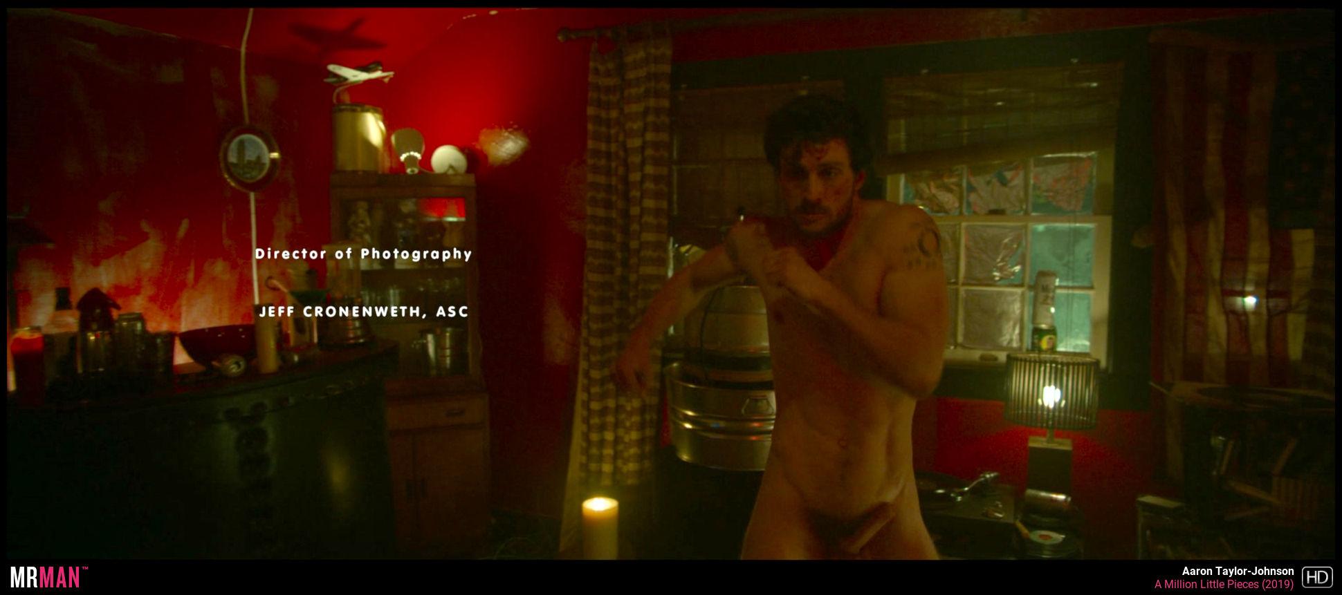 Naked aaron taylor-johnson ATJ is