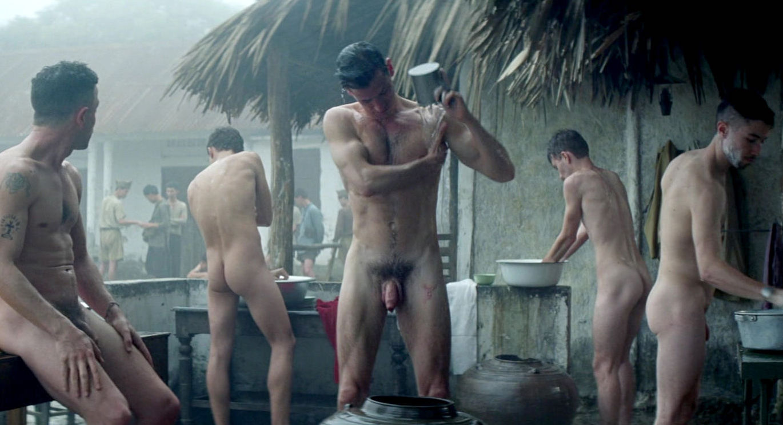 Nude gaspard ulliel Rugby guys