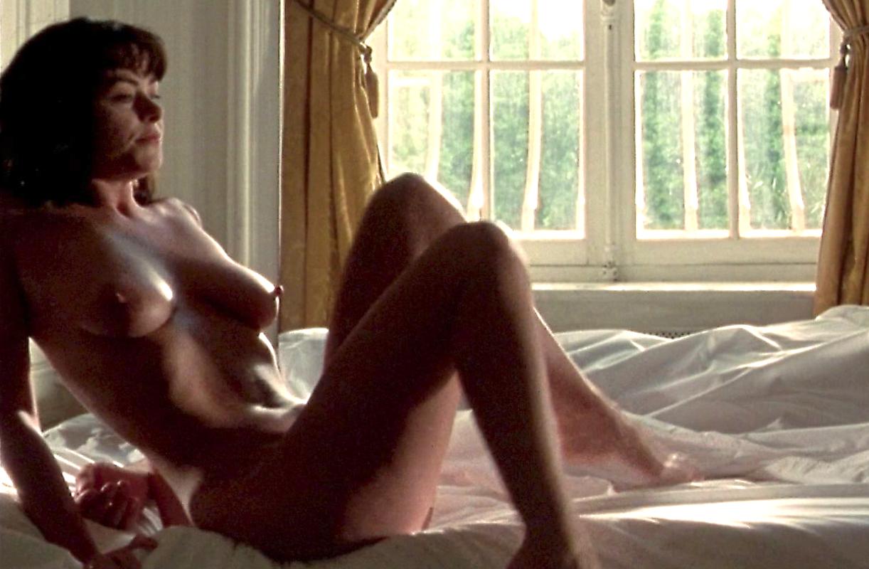 Polly Walker  nackt