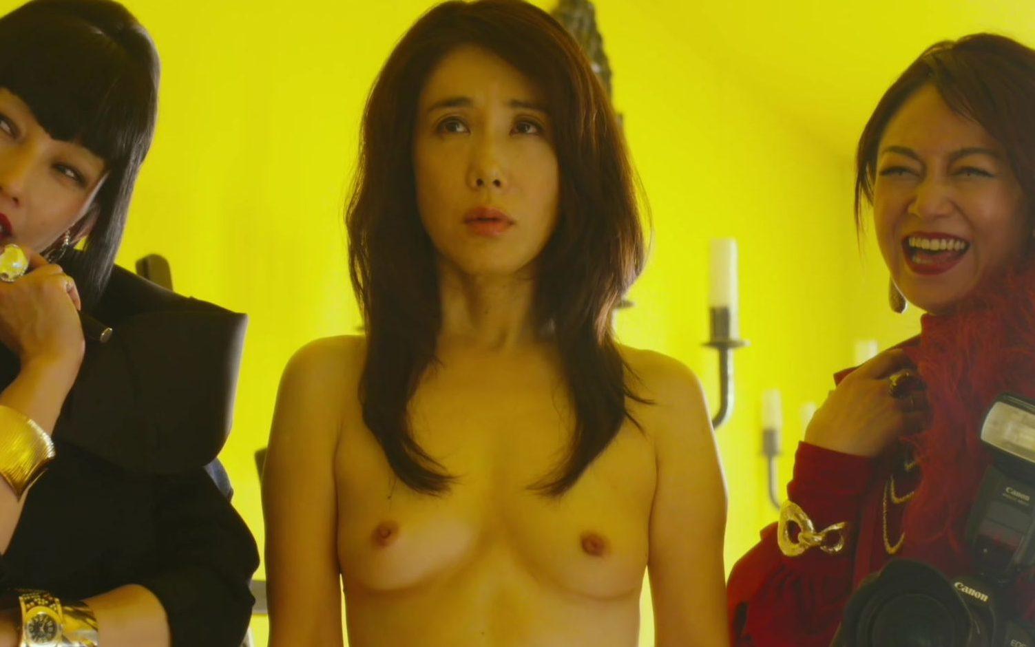 Nackt  Mariko Tsutsui Marika Tsutsui